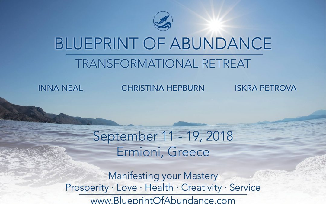 Blueprint of Abundance Transformational Retreat