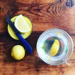 lemon water makes you look and feel young vibrant and energized