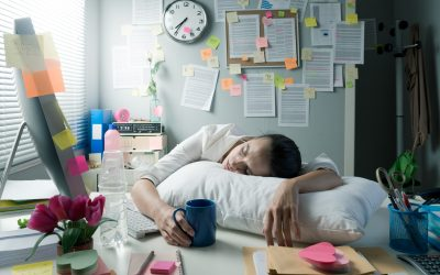 7 Reasons You're Tired All The Time
